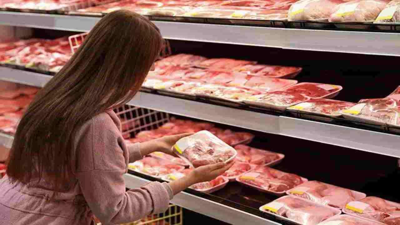 Salmonella nella carne