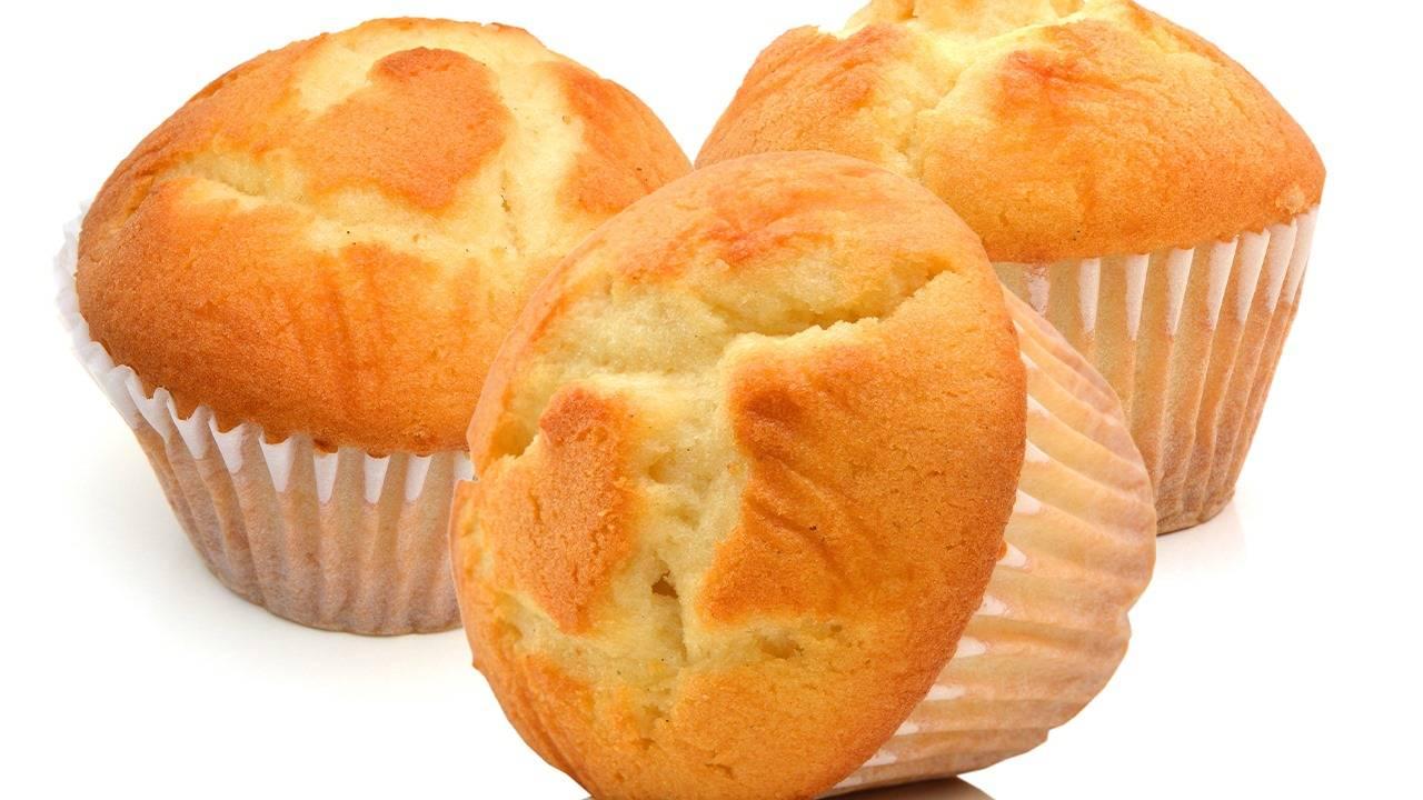 Muffin alla fecola di patate