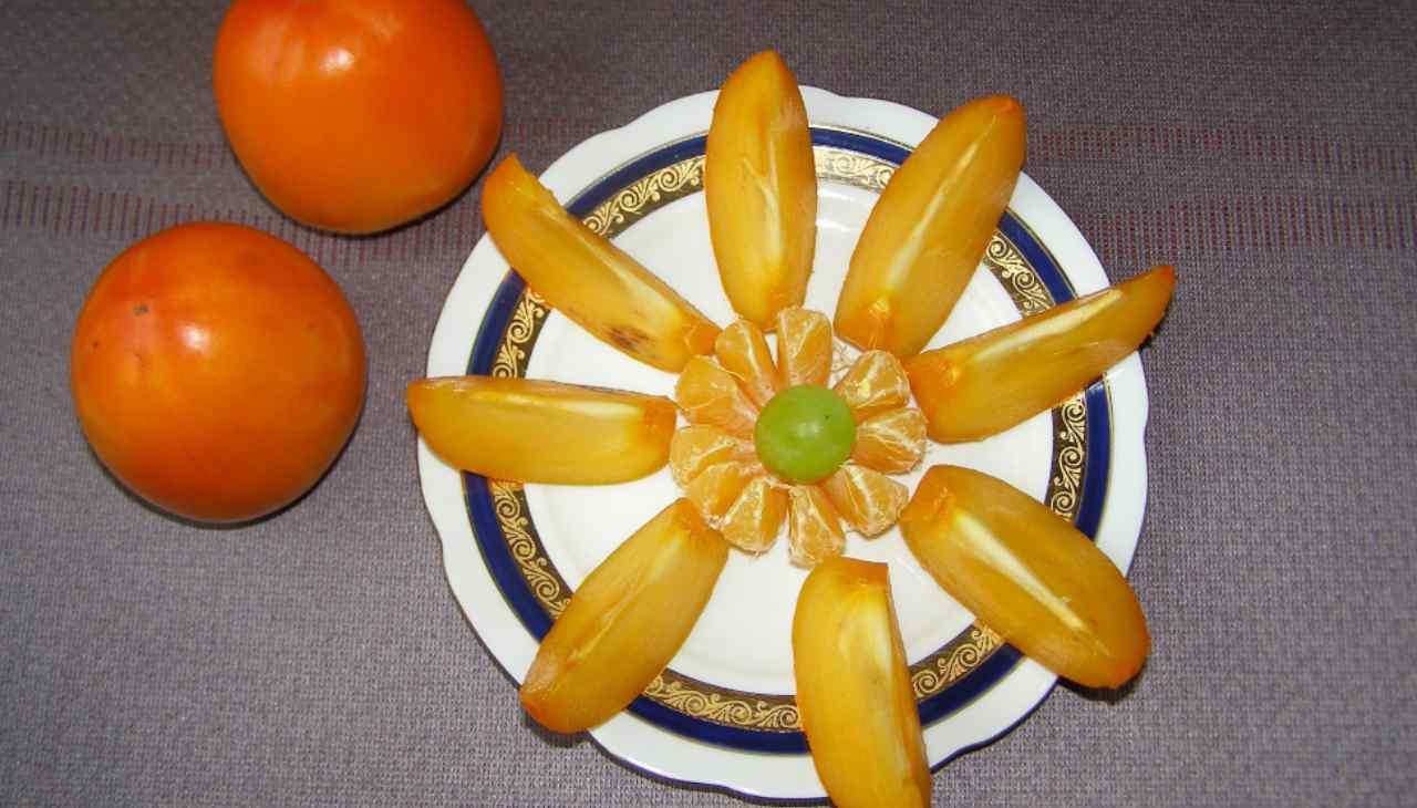 frutta antipasto veloce autunno