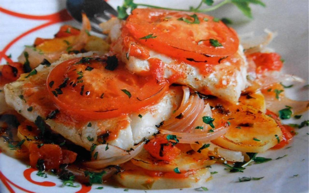 secondo piatto di baccalà FOTO ricettasprint