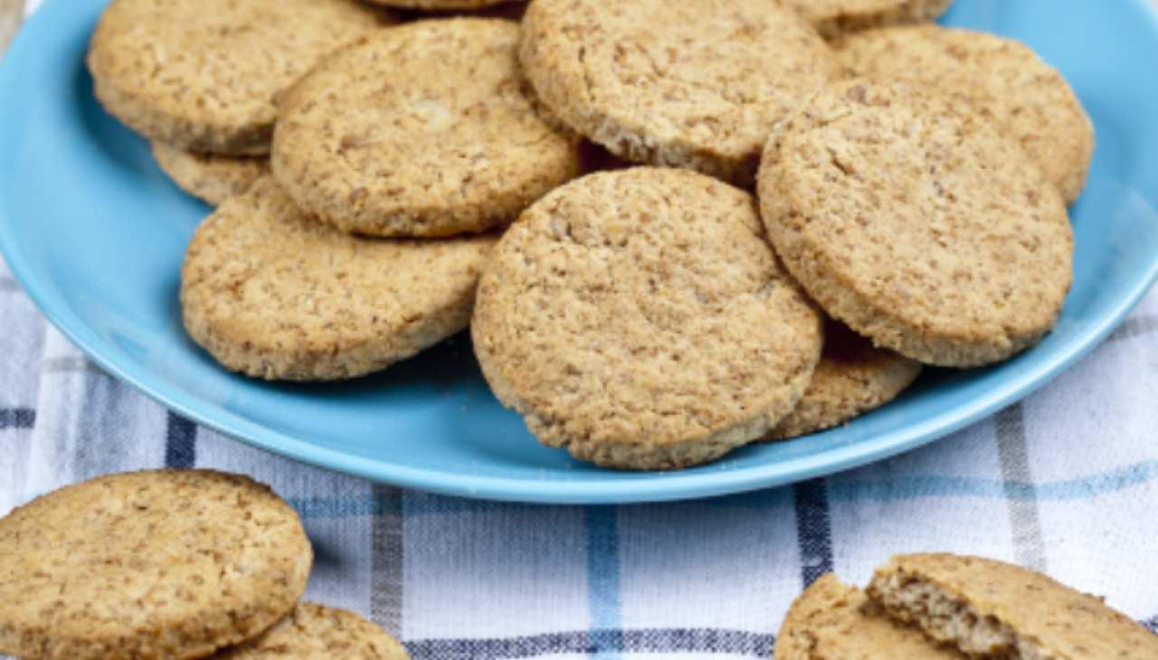 biscoti dolcetti grano saraceno