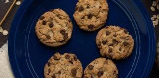 biscoti dolcetti integrali