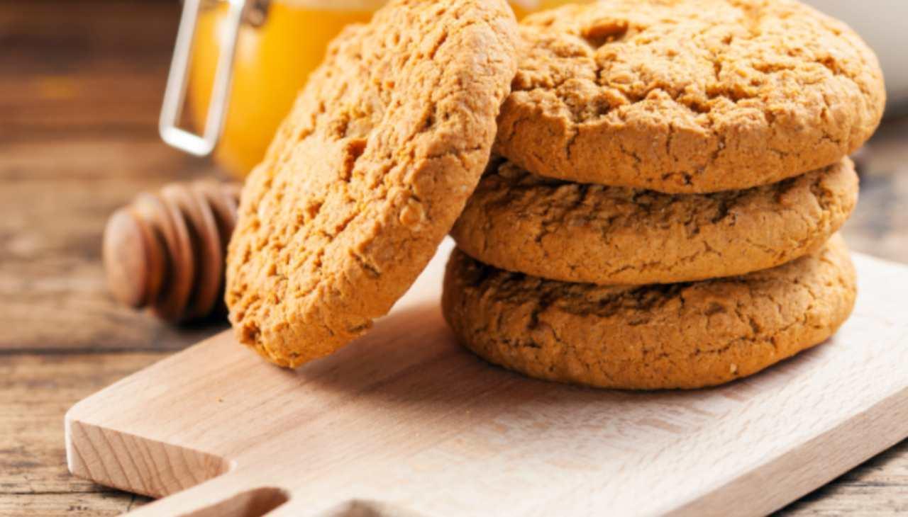 biscotti dolcetti integrali