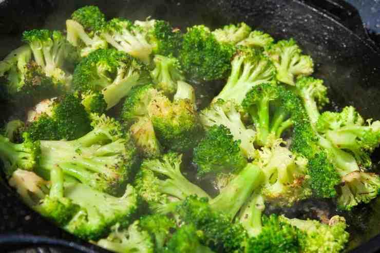 Broccoli torta salata