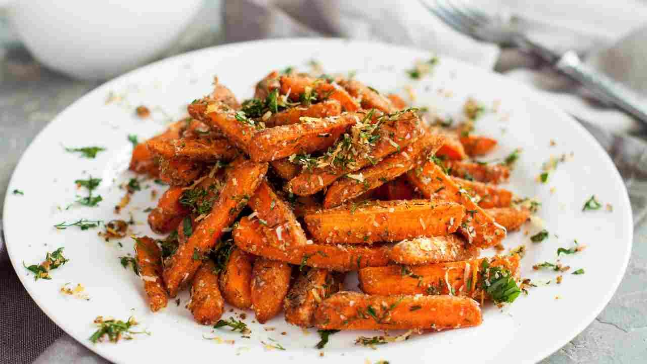 contorno carote