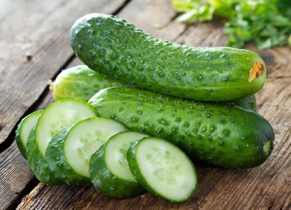 Cetrioli all'insalata