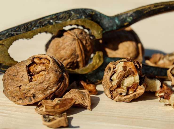 ciambella dolce frutta secca