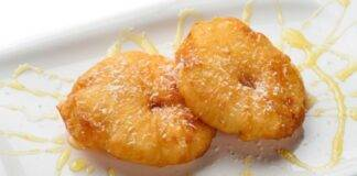 ciambelle dolcetti fritti frutta