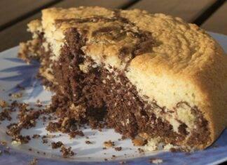 torta alla nutella FOTO ricettasprint