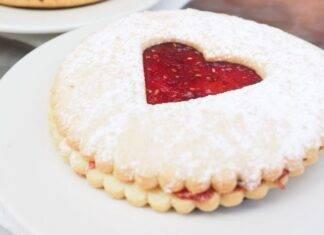 cuori dolcetti semplici