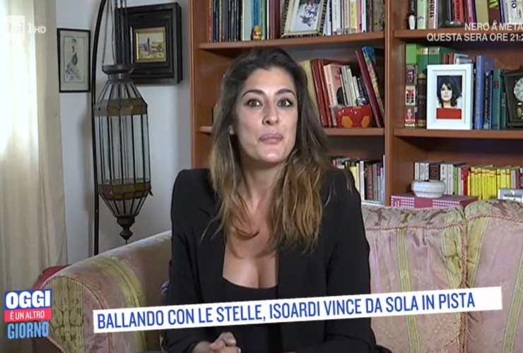 Elisa Isoardi a Ballando con le Stelle – RicettaSprint