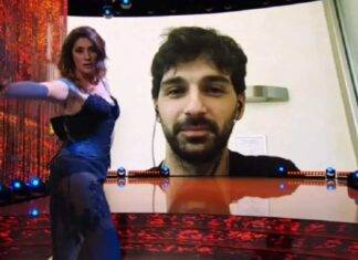Elisa Isoardi balla da sola altra donna per Raimondo FOTO ricettasprint