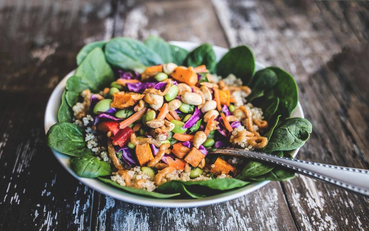 Mix di verdure e quinoa FOTO ricettasprint