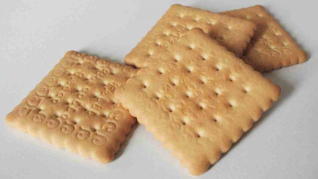 Mattonella di biscotti al gusto limone FOTO ricettasprint