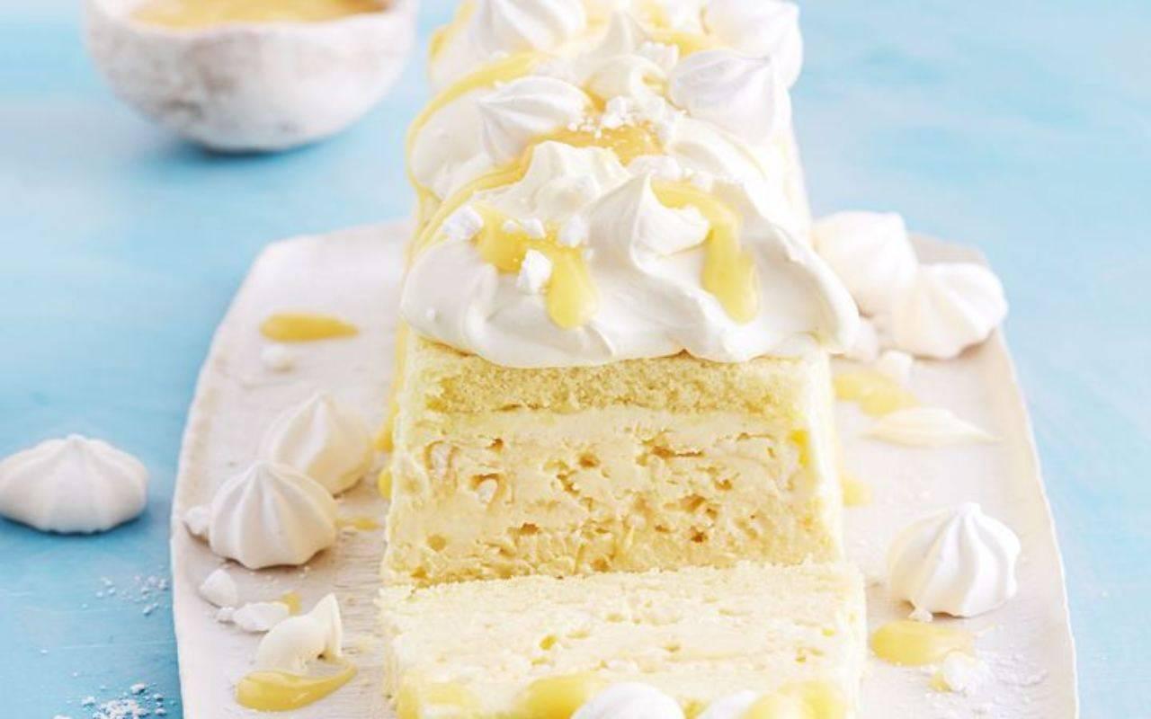 dessert freddo al limone FOTO ricettasprint