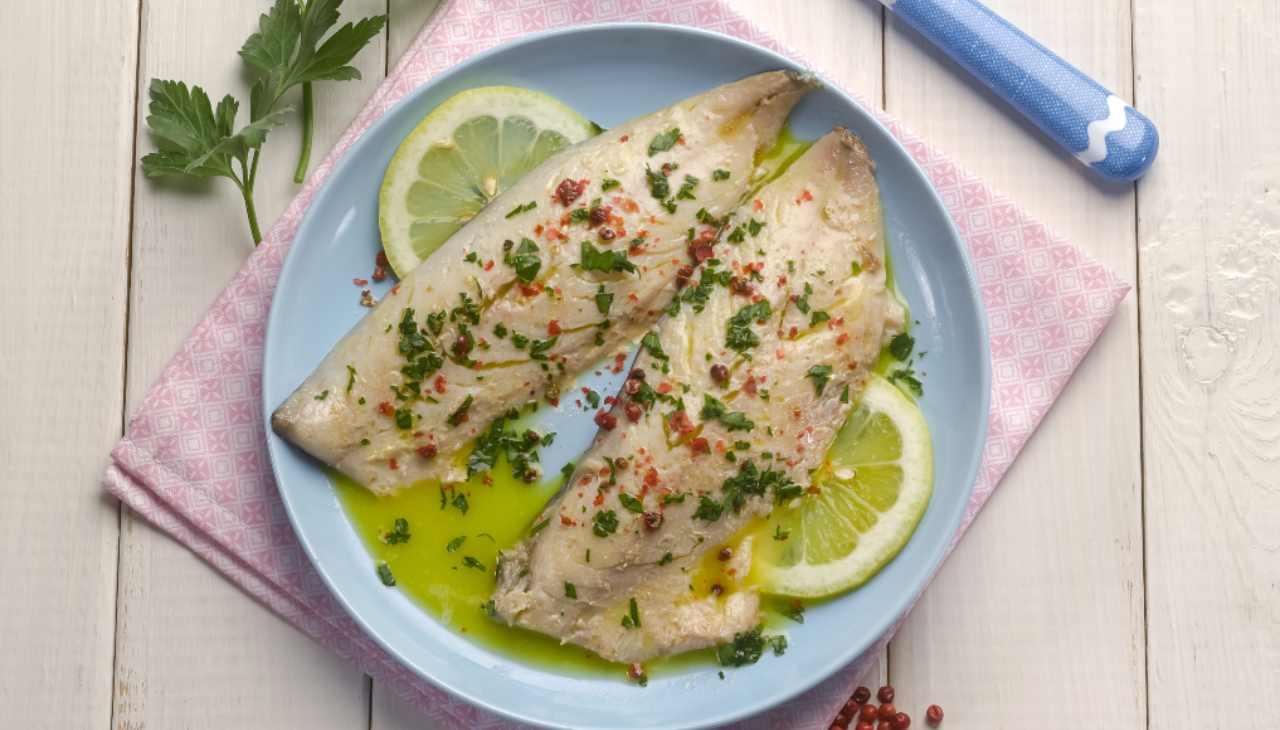 merluzzo pesce secondo