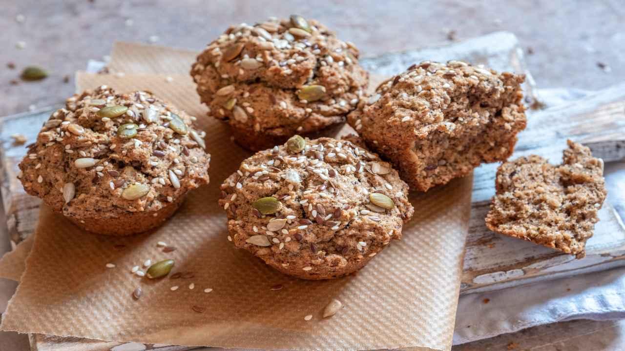 Muffin leggeri