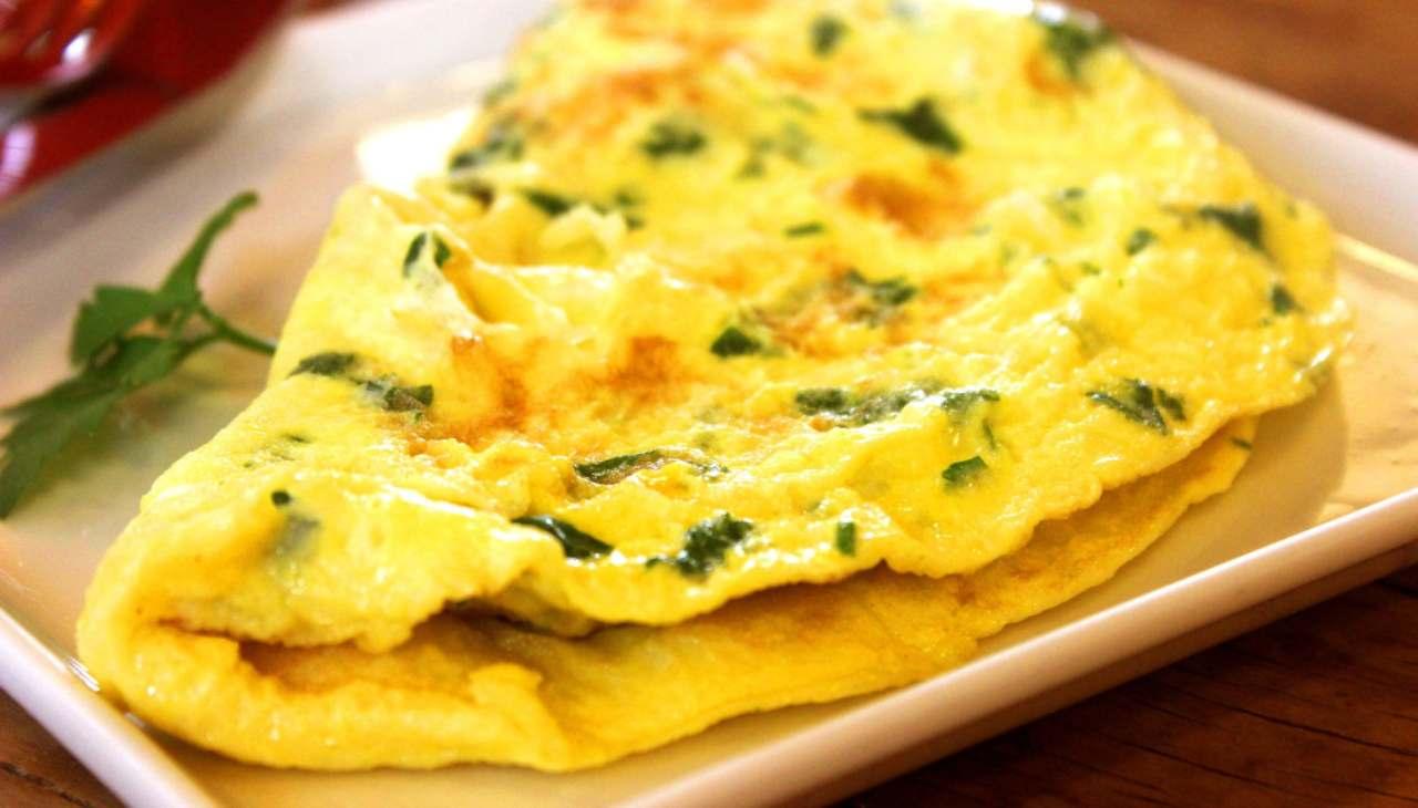 omelette finger food uovo