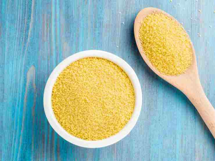 Pane nero ai 7 cereali FOTO ricettasprint