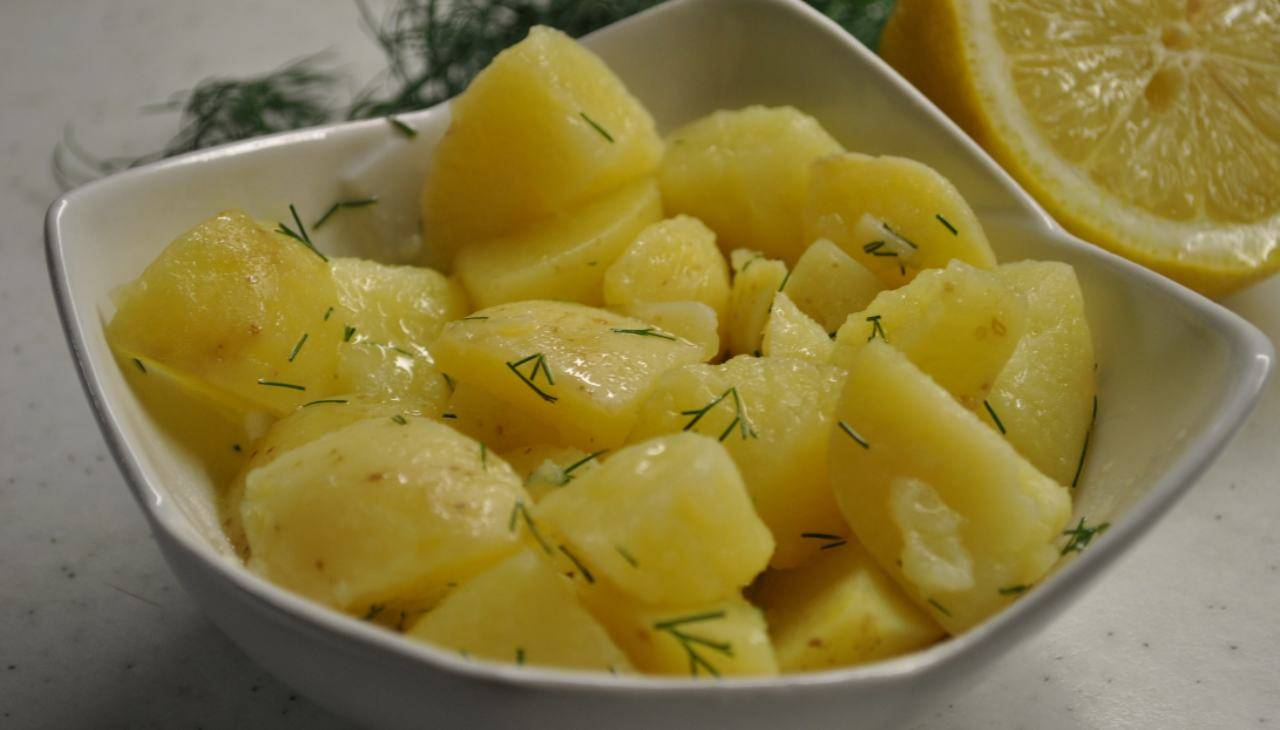 patate contorno aromatizzato