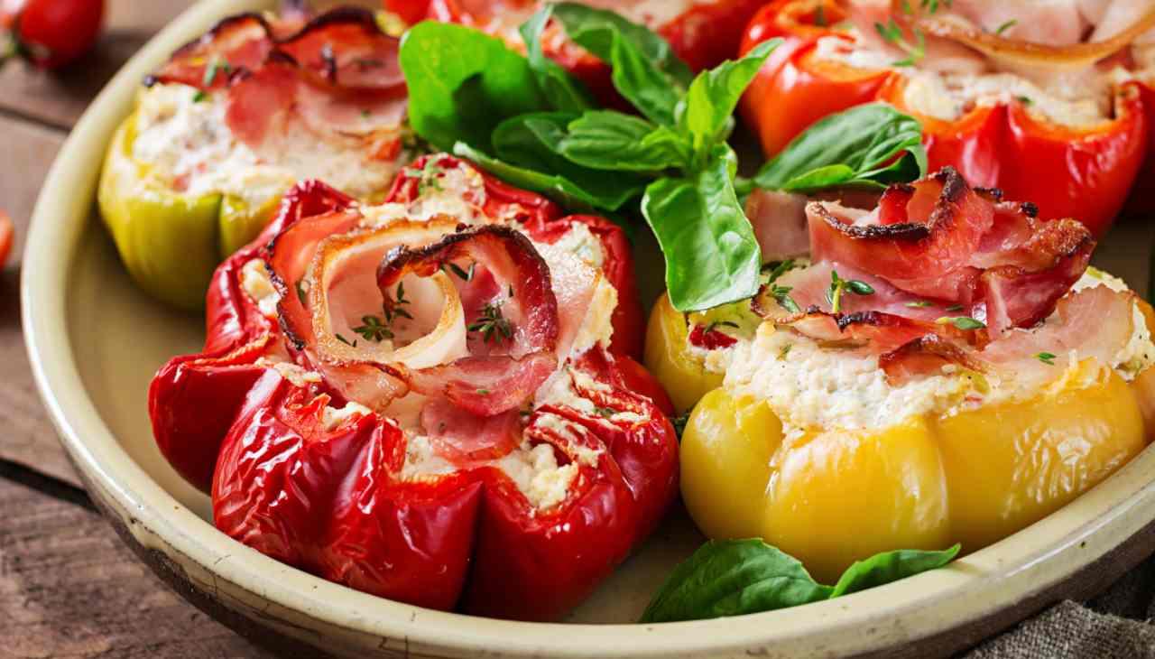 peperoni finger food cotti al forno