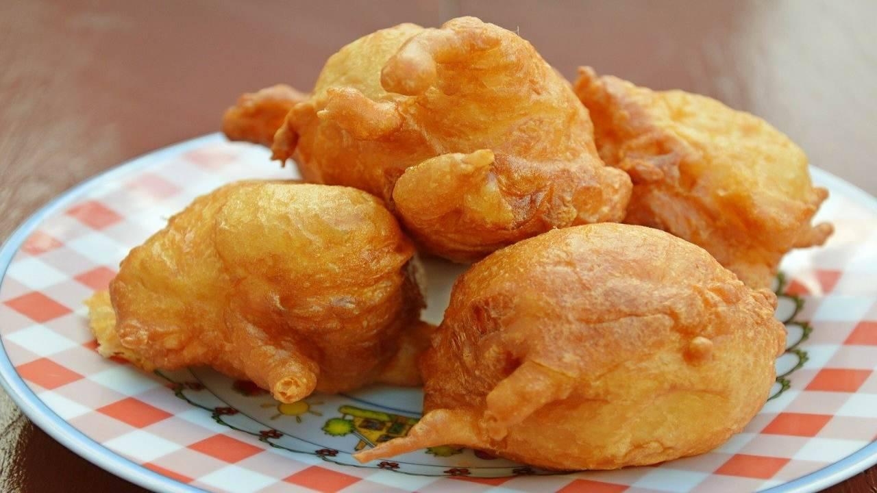 Frittelle al parmigiano