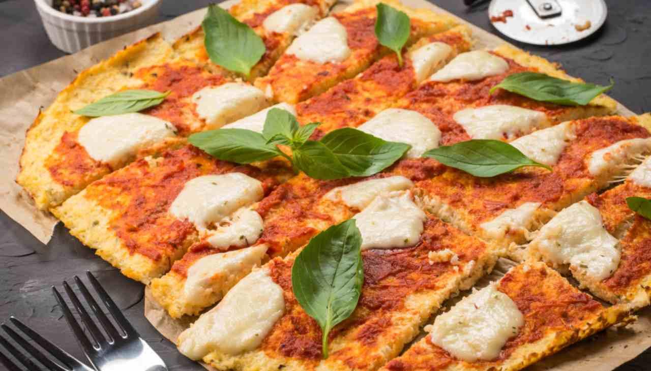 pizza ricetta bimby