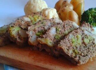 Polpettone con cavolfiore e broccoli ricettasprint