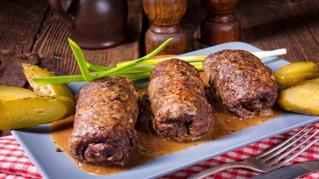Carne farcita