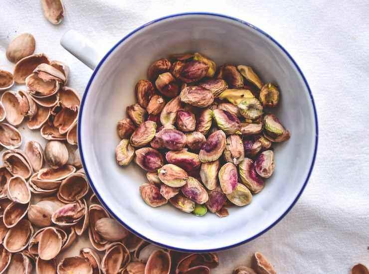 Salame dolce pistacchio FOTO ricettasprint