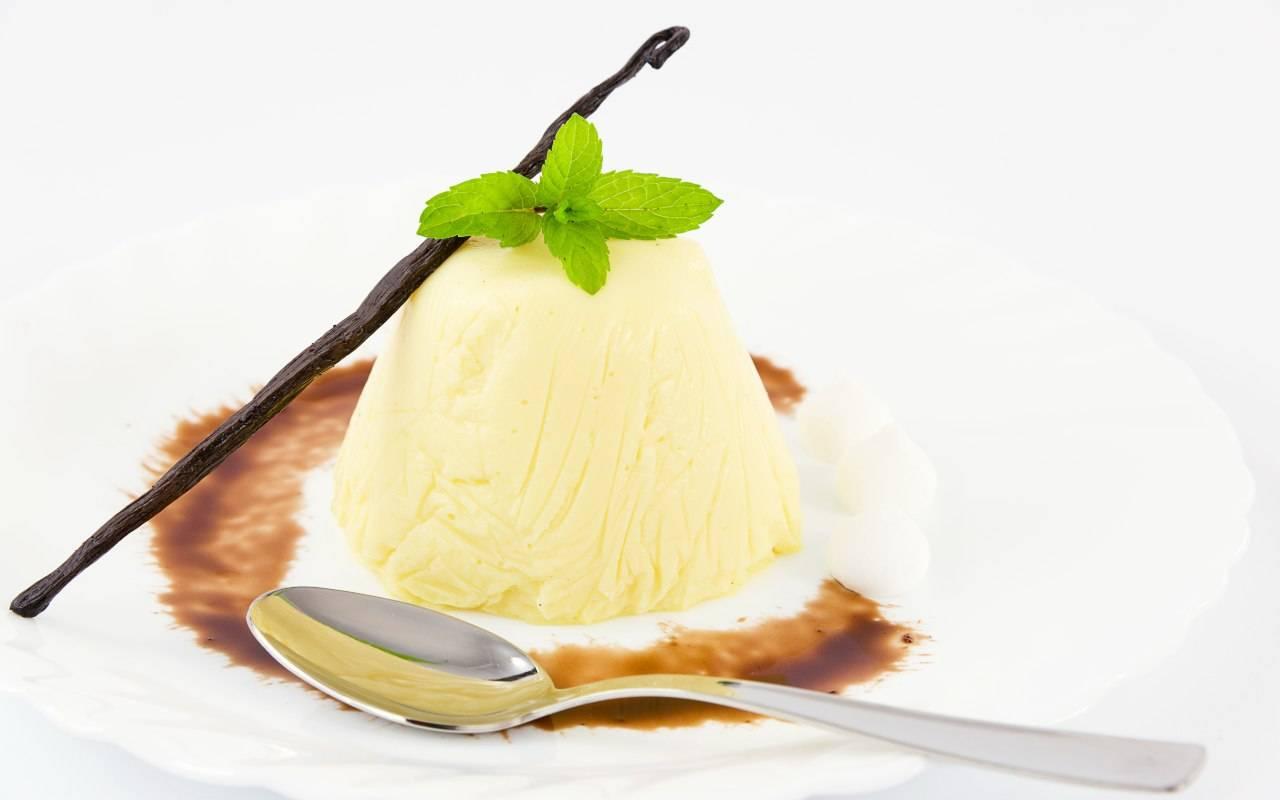 dessert alla vaniglia FOTO ricettasprint