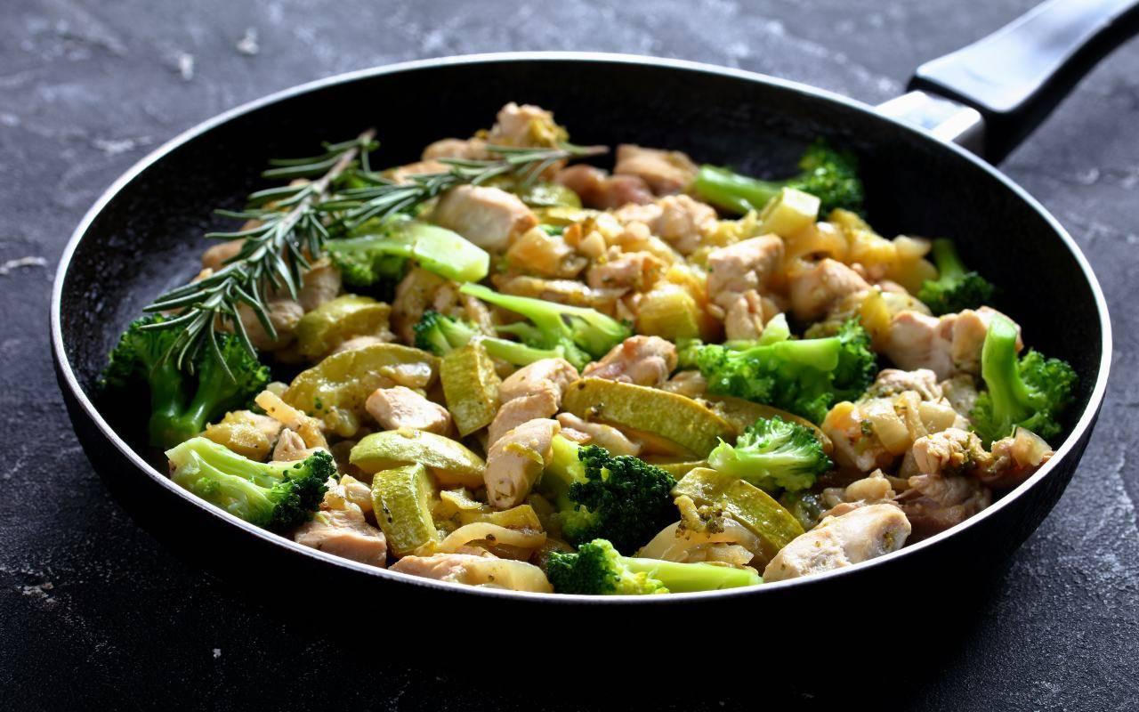 carne e zucchine FOTO ricettasprint