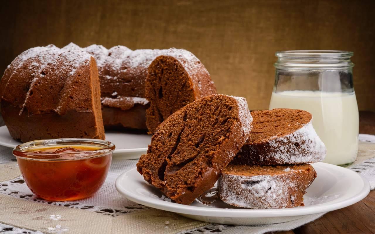 dolce al cioccolato e rum FOTO ricettasprint