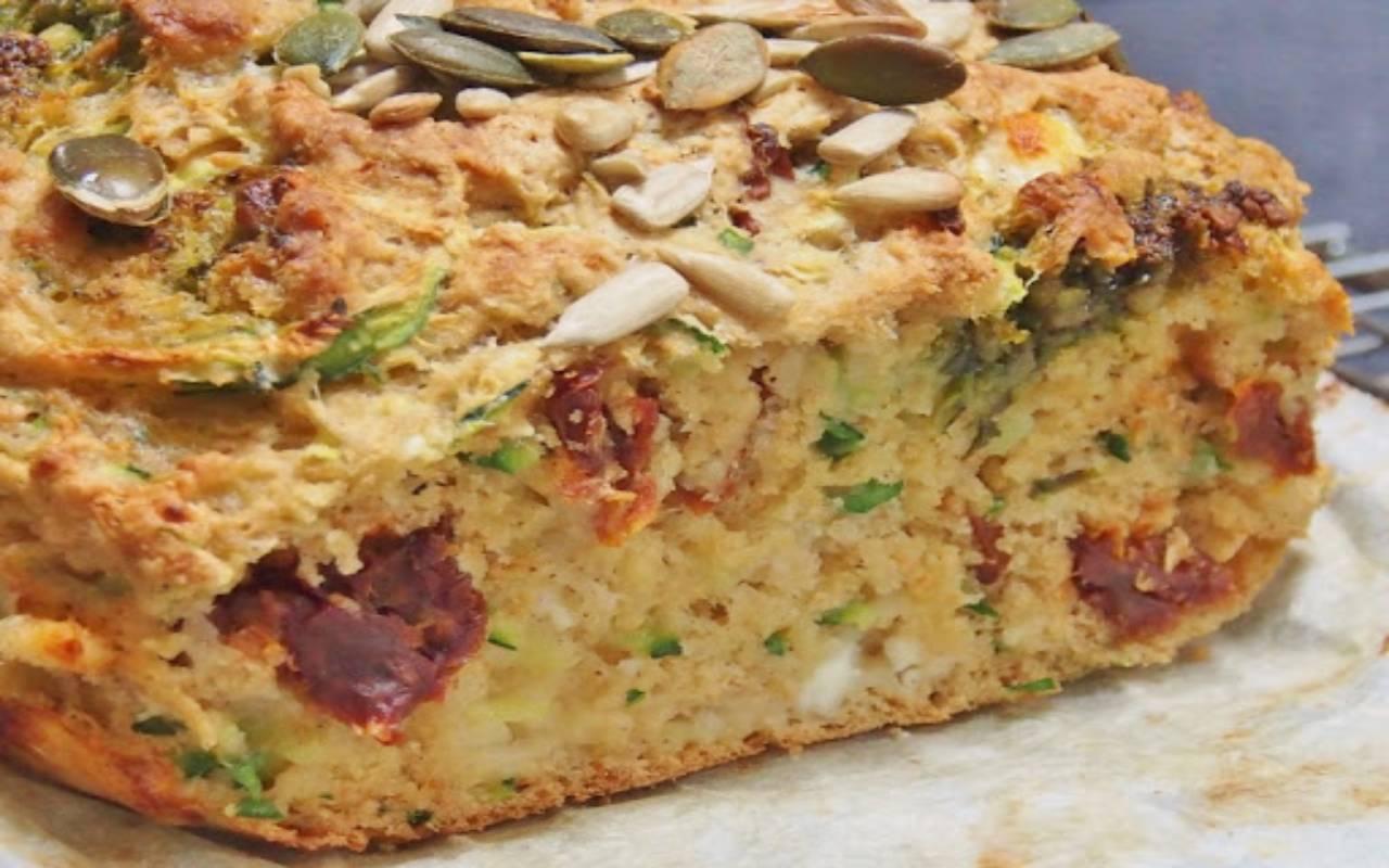 torta salata con formaggio FOTO ricettasprint