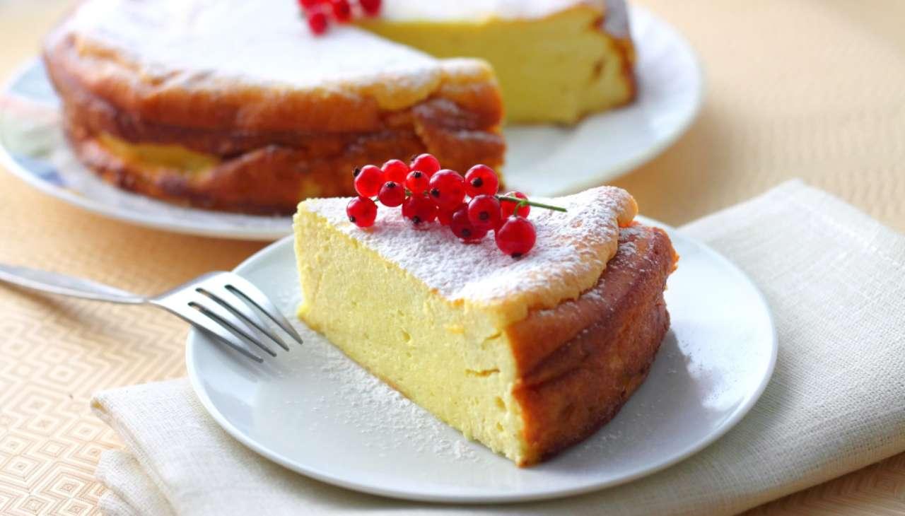 torta dolce light