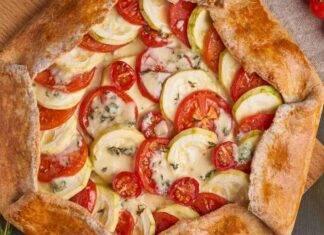 torta salata finger food veloce ortaggi
