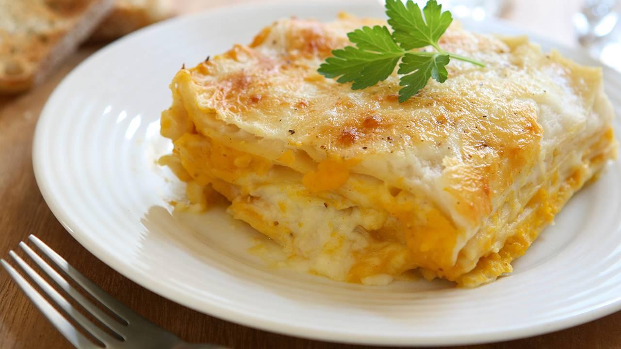 zucca alla lasagna