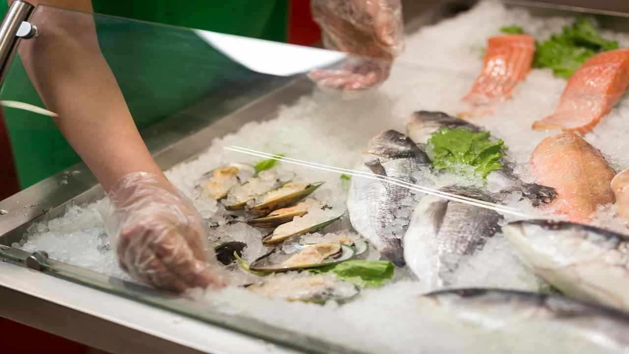 Ritiro alimentare tonno