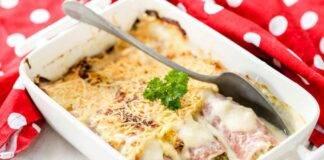 indivia belga prosciutto formaggio