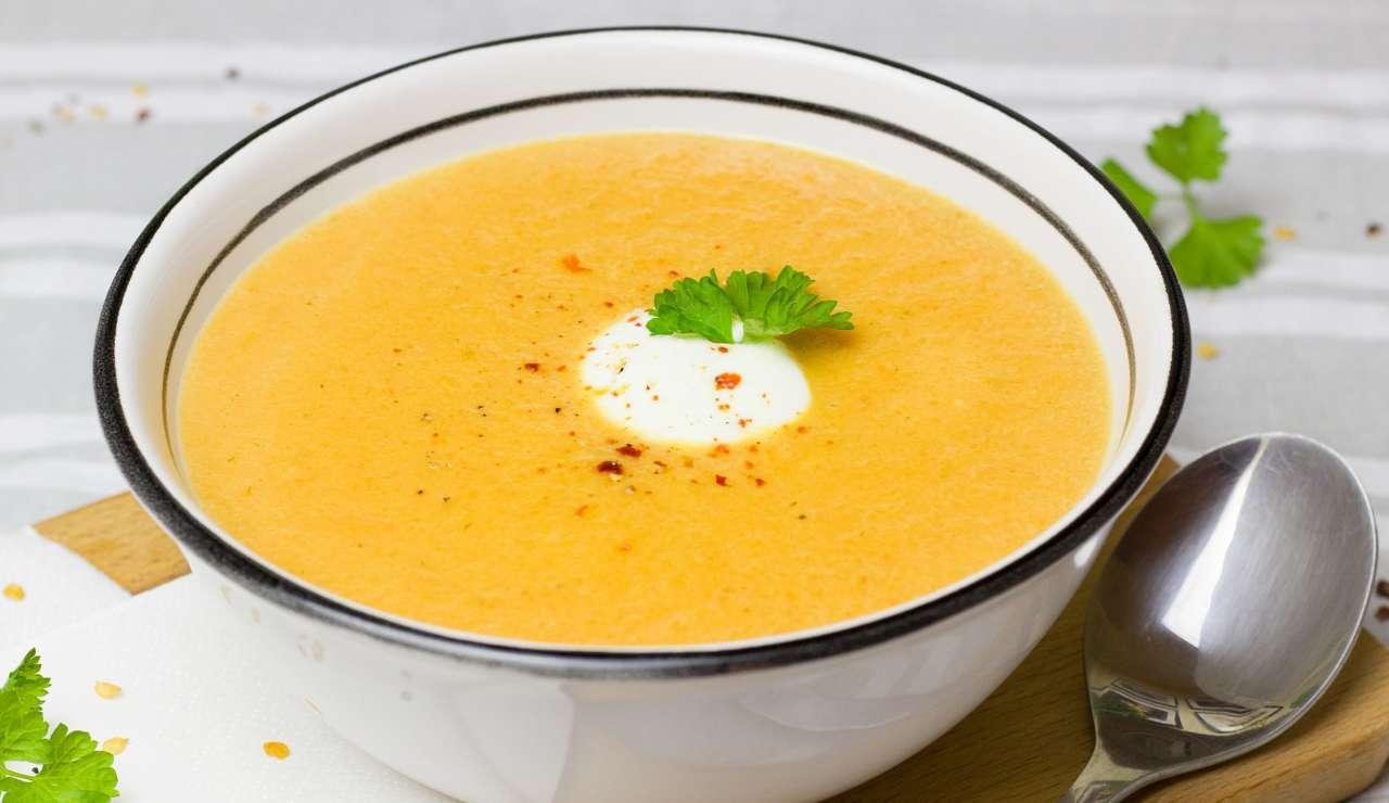 minestra di semolino ricettasprint