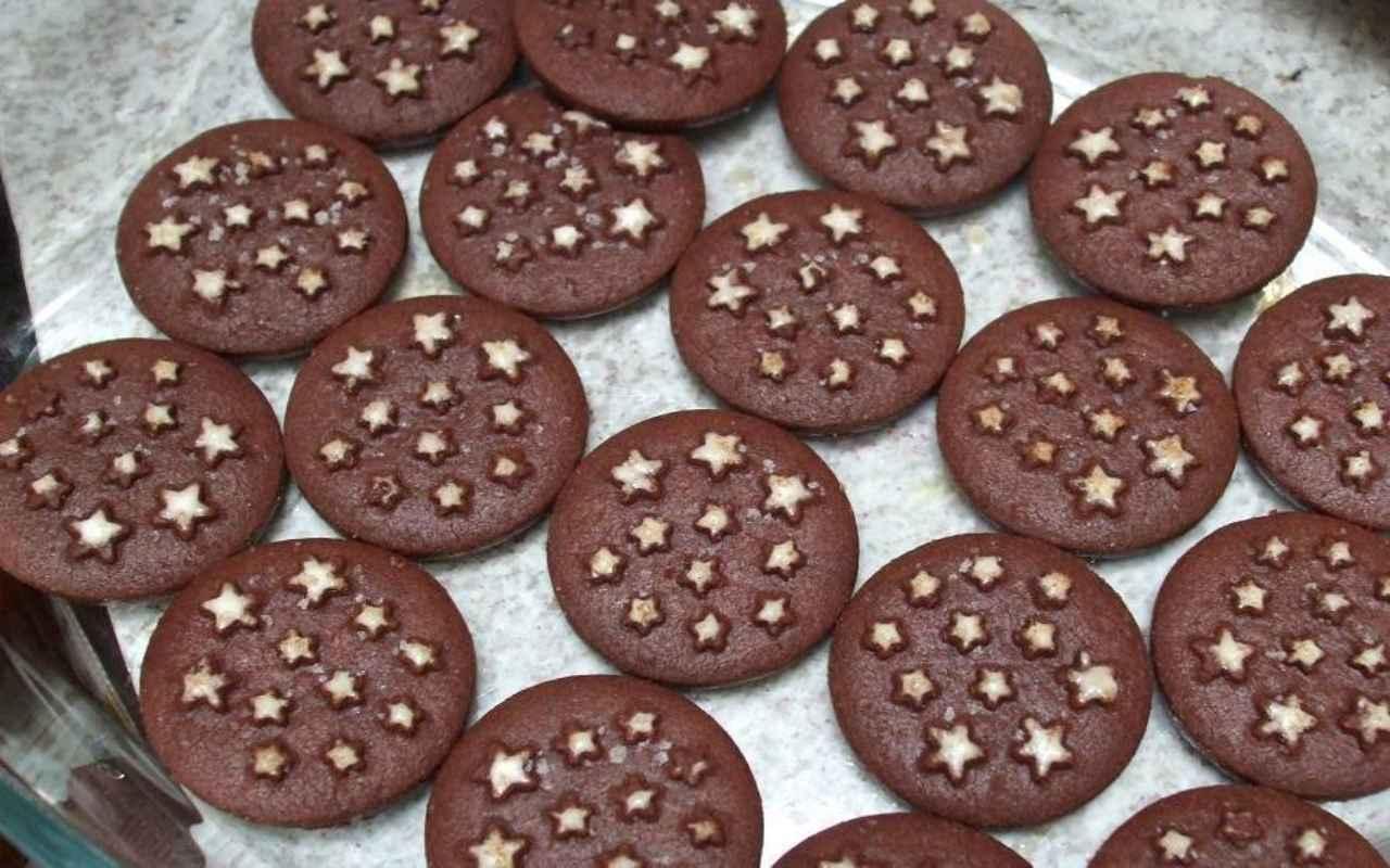 biscotti torta cioccolato