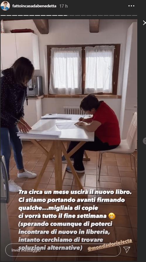 Benedetta Rossi| Avvisa i suoi fan| In arrivo una novità