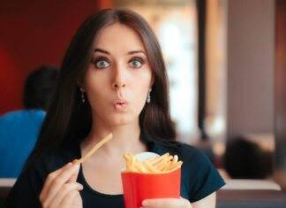 patatine fritte fanno male