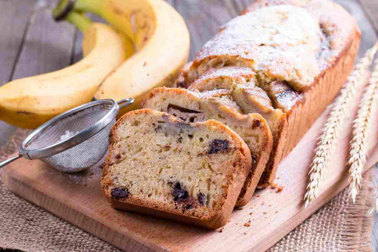 torta cioccolato banana cocco