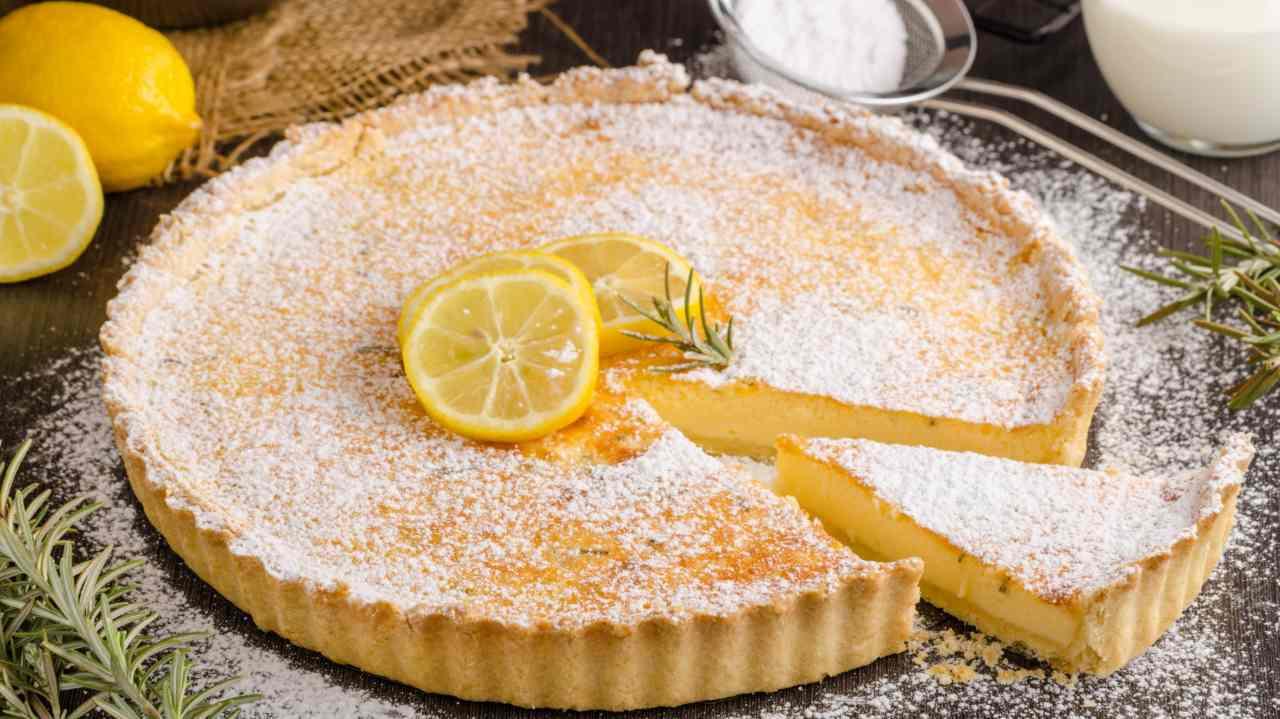 torta cremosa limone mascarpone