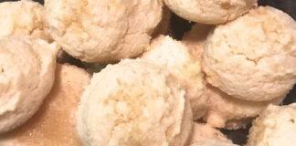 Biscotti morbidi alla ricotta con farina di cocco