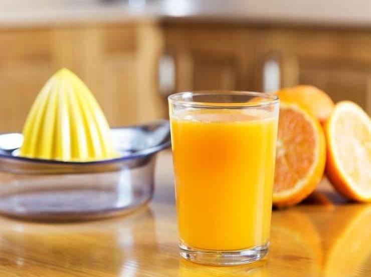 Crema all'arancia senza uova FOTO ricettasprint