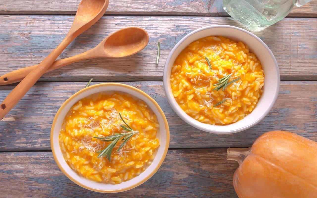 zuppa di zucca FOTO ricettasprint