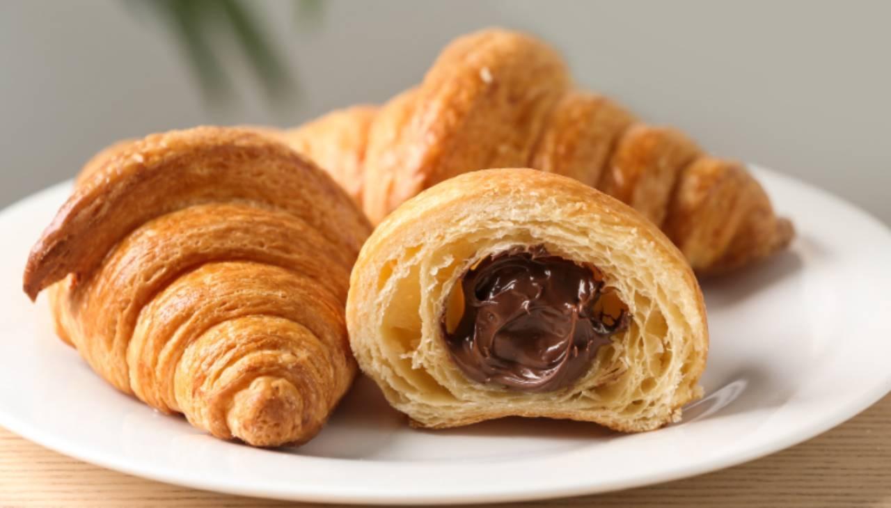 croissant fagioli cacao