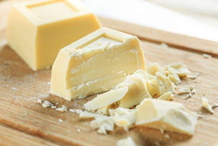 Crostata cioccolato bianco e amaretti FOTO ricettasprint